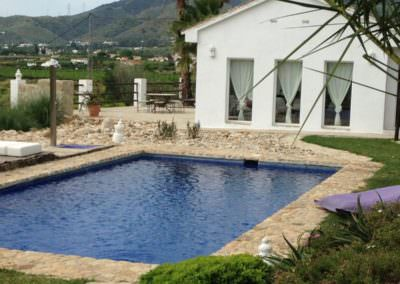 Our Beautiful Pool and Casa Stella